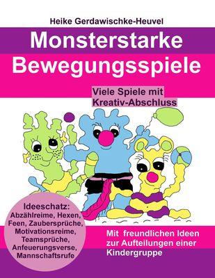 Monsterstarke Bewegungsspiele