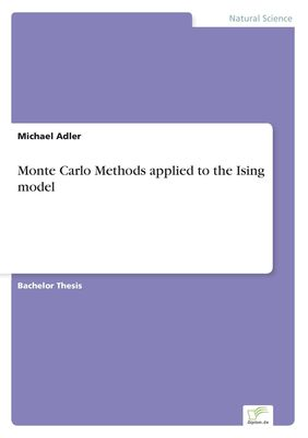 Monte Carlo Methods applied to the Ising model