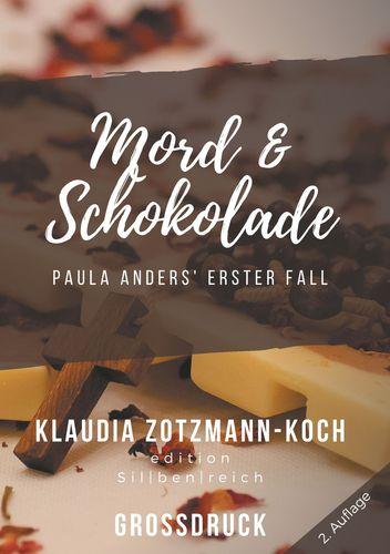 Mord & Schokolade (Großdruck)