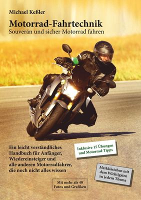 Motorrad-Fahrtechnik