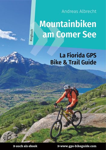 Mountainbiken am Comer See