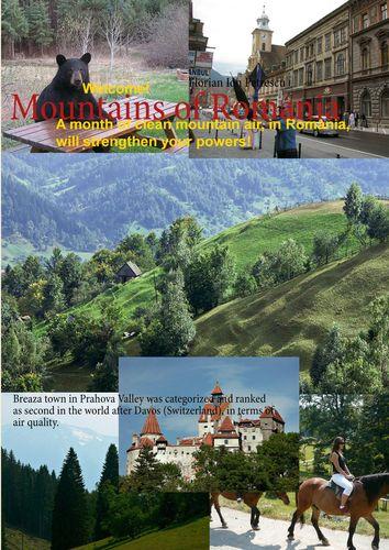 Mountains of Romania