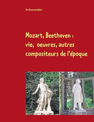 Mozart, Beethoven : vie, oeuvres, autres compositeurs de l'époque