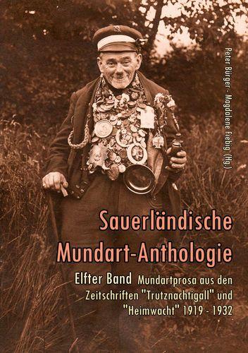 Mundartprosa aus den Zeitschriften Trutznachtigall und Heimwacht 1919-1932