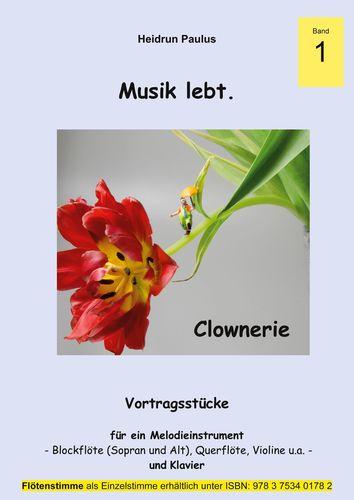 Musik lebt. -Band 1 -