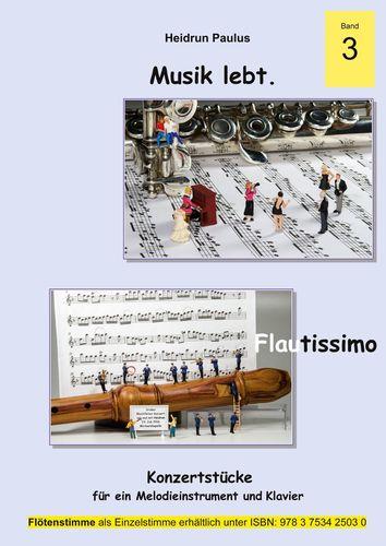 Musik lebt. -Band 3 -