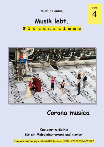 Musik lebt. (Flötenstimme) -Band 4 -