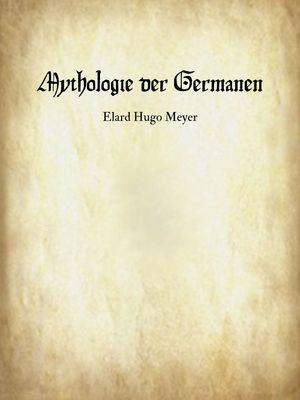 Mythologie der Germanen