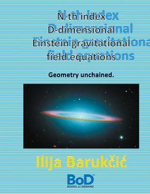 N-th index D-dimensional Einstein gravitational field equations