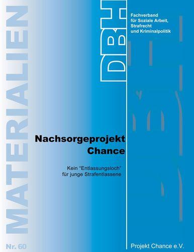 Nachsorgeprojekt Chance (Buch)