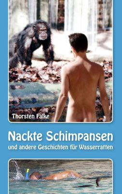 Nackte Schimpansen