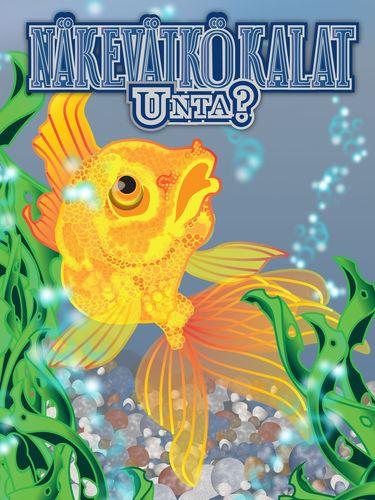 Näkevätkö kalat unta?