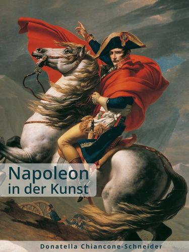 Napoleon in der Kunst (eBook-Cover)