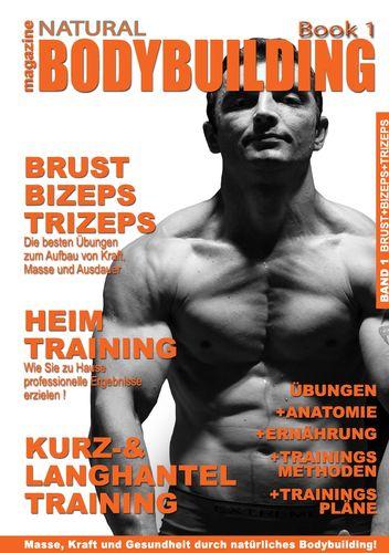 natural BODYBUILDING magazine BOOK 1