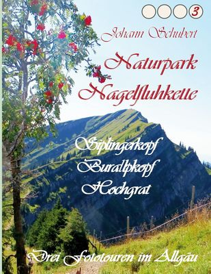 Naturpark Nagelfluhkette Siplingerkopf Buralpkopf Hochgrat