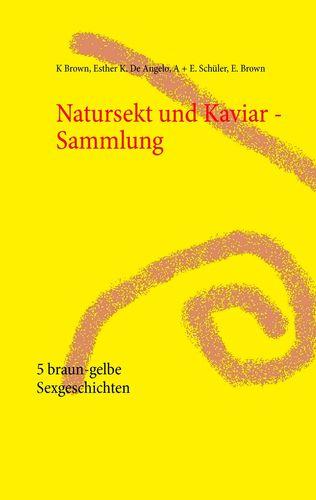 Natursekt und Kaviar - Sammlung