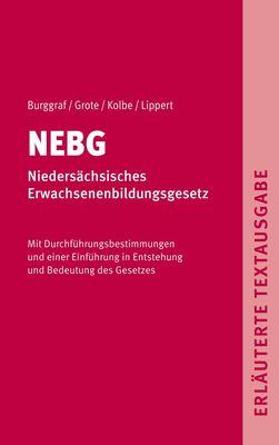 NEBG - Niedersächsisches Erwachsenenbildungsgesetz