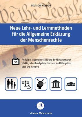 Neue Lehr- und Lernmethoden für die Allgemeine Erklärung der Menschenrechte