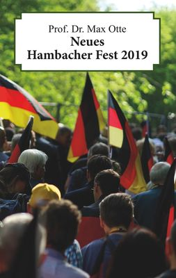 Neues Hambacher Fest 2019