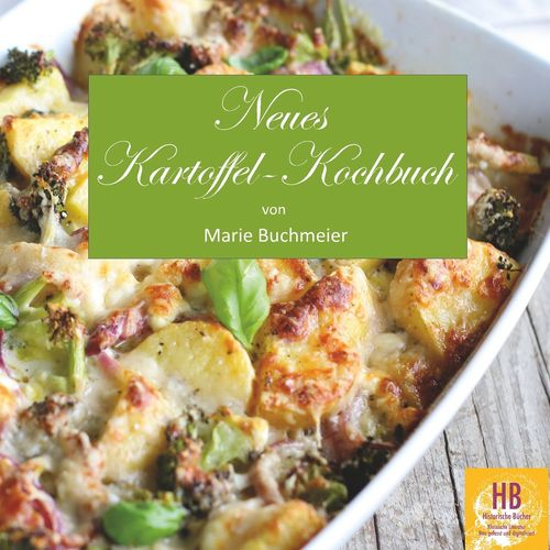 Neues Kartoffel-Kochbuch