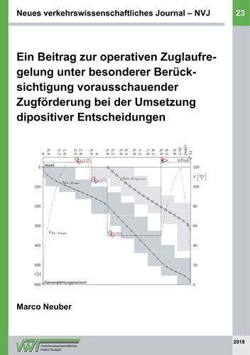 Neues verkehrswissenschaftliches Journal - Ausgabe 23