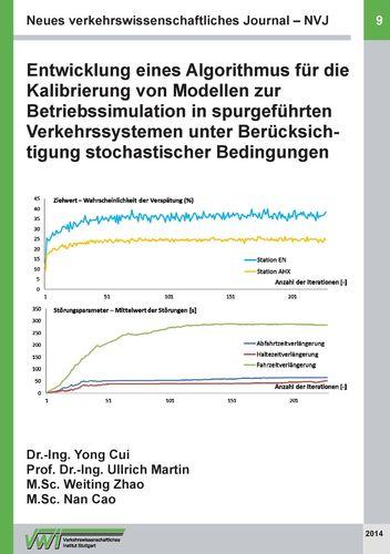 Neues verkehrswissenschaftliches Journal NVJ - Ausgabe 9