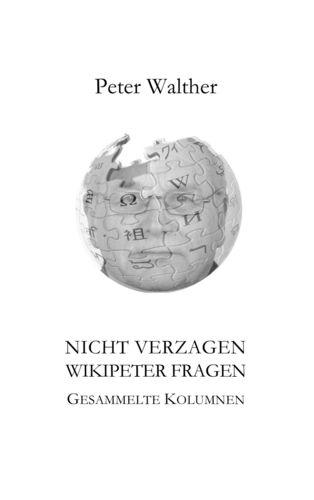 Nicht verzagen - WikipeteR fragen