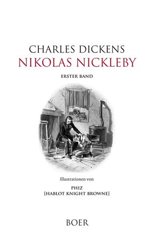 Nikolas Nickleby Band 1