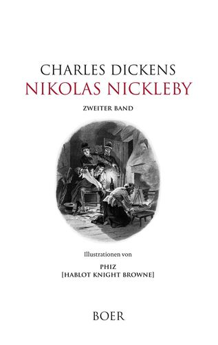 Nikolas Nickleby Band 2