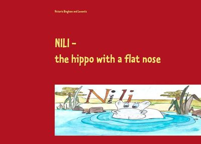 Nili - the hippo with a flat nose