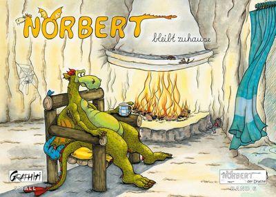 Norbert bleibt zuhause