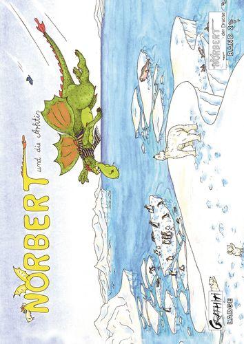 Norbert in der Arktis