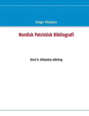 Nordisk Patristisk Bibliografi
