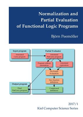 Normalization and Partial Evaluation of Functional Logic Programs