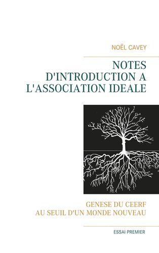 Notes d'introduction à l'association idéale