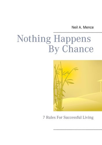 Nothing Happens By Chance