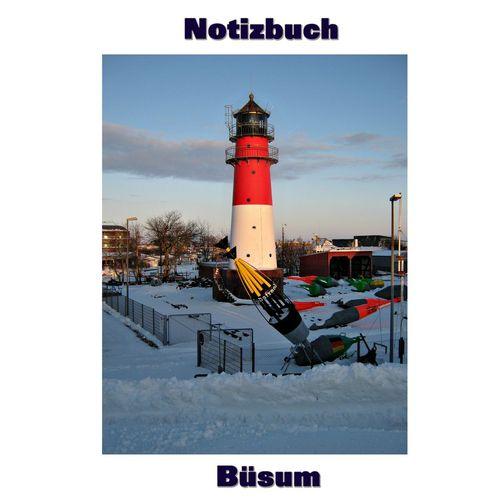 Notizbuch Büsum