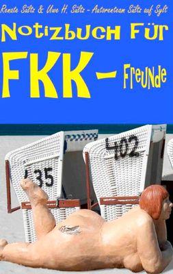Notizbuch für FKK-Freunde