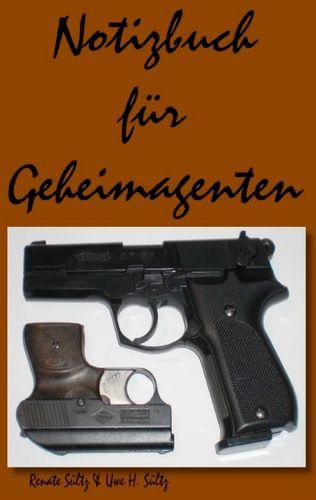 Notizbuch für Geheimagenten