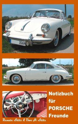 Notizbuch für Porsche Freunde