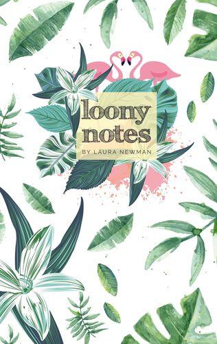 """Notizbuch """"Loony Notes"""""""