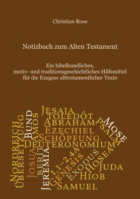 Notizbuch zum Alten Testament