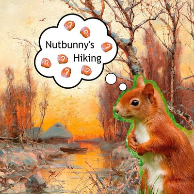 Nutbunny's Hiking