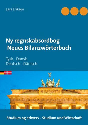 Ny regnskabsordbog Neues Bilanzwörterbuch