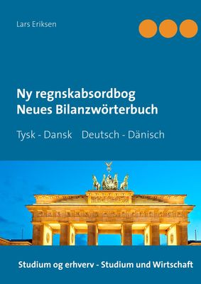 Ny regnskabsordbog - Neues Bilanzwörterbuch