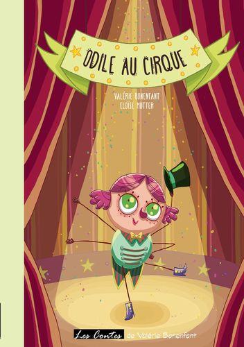 Odile au cirque
