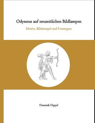 Odysseus auf neuzeitlichen Bildlampen