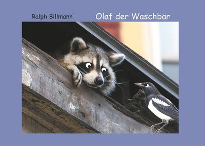 Olaf der Waschbär