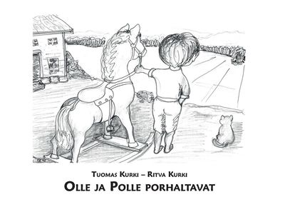 Olle ja Polle porhaltavat