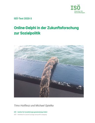 Online-Delphi in der Zukunftsforschung zur Sozialpolitik